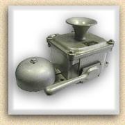Судовые звонки - ревуны переменного тока ЗВРП - 220, ЗВРП - 127, ЗВРП - 24 фото