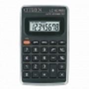 Калькулятор CITIZEN LC- 503NBII, 8разрядный, карманный фото
