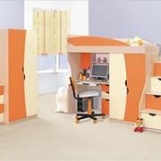 Детская комната Саванна фото