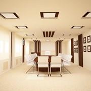 Услуги по разработке дизайн интерьера зала заседаний, конференц залов фото