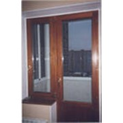 Двери для балконов фото
