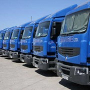 Экспресс доставка грузов по территории России от двери до двери