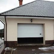 Ворота секционные гаражные и промышленные МК-Технологии фото