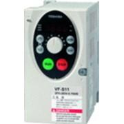 VF-S11 Универсальный преобразователь частоты. Диапазон мощностей от 0,4 до 15 кВт (класс 400В) от 0,4 до 2,2 кВт (класс 200В)