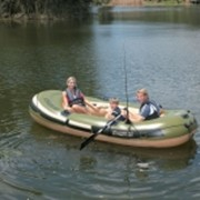 Надувная лодка Bestway Voyager 500 фото