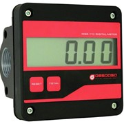 Электронный счетчик MGE 250 для дизельного топлива, масла, 10-250 л/мин