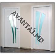Классическая дверь MDF, арт. 45 фото