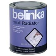 Покровная краска Belinka Email Radiator (глянец), 0,75 л Артикул 45070 фото