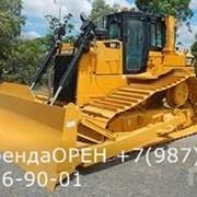 Услуги Бульдозера CAT D6 20т