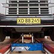 Усиленный траверс с двумя цилиндрами для грузовых автомобилей FLI60-2
