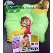 Подушка детская ортопедическая «Fluturas» фото