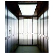 Лифты грузовые с верхним машинным помещением фото