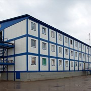 Мобильные здания в Актау. Вахтовые городки, Каркасные, Казахстан фото