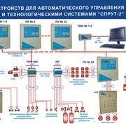Комплект приборов «СПРУТ-2», для управления противопожарным и технологическим оборудованием фото