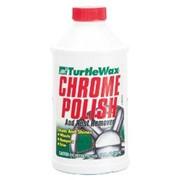 Полироль-очиститель для хромированных деталей Chrome Polish фото