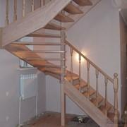 Деревянныее лестницы фото