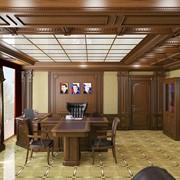 Дизайн интерьера зала заседаний совета директоров фото