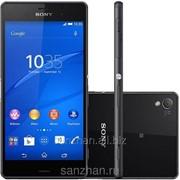 """Телефон Sony Xperia Z3 RAM 3GB ROM 16GB 4G LTE 5,2"""" Черный REF 86869 фото"""
