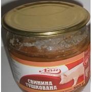 Свинина тушеная СКО 500 гр. фото