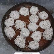 Гнезда лапша фото
