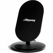 Беспроводная зарядка Skyway Flash (Black) фото