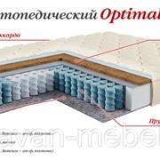 Ортопедический матрас Optimal mini TFK 90/190см фото