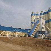 Бетонный завод HLS 90 фото