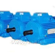 Электродвигатель общепромышленный, 1500об/м, АИР132S4У3 IM1081 380В IP54 фото