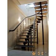 Проектирование, производство и монтаж лестниц фото