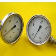 Термометры биметаллические ТБ фото