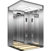 Грузовой лифт вместительный фото
