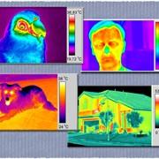 Ручные тепловизоры фото
