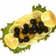 Консервированные Оливки с лимоном фото