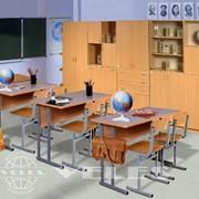 Комплект мебели ученический фото