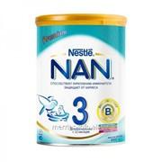 Молочная смесь Nan 3 - с 12 мес, 400гр фото