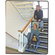 Evac+Chair - лучший в мире стул (кресло) для эвакуации инвалидов по лестнице при пожаре. фото