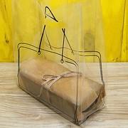 Прозрачные полиэтиленовые пакеты, Киев, Украина фото