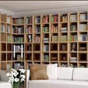 """Мебель для библиотек """"Ferrara"""" фото"""