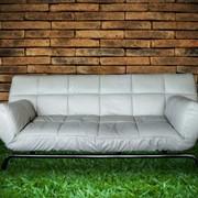 Чистка кожаной мебели фото