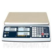 Весы торговые электронные без стойки MAS MR1-30 фото
