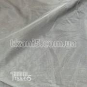 Ткань Вуаль - шифон (серый) 3687 фото