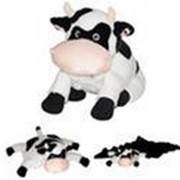 Корова Бублик Игрушка мягкая фото