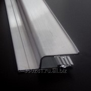 Багет стеновой алюминиевый - комплектующие для натяжных потолков фото