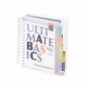 Блокнот Ultimate basics А6 150л. разд.,клет.3-150-377 Альт 10шт/уп. фото