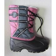 Производство обуви из ЭВА сапоги детские Тэдди для мальчиков и девочек фото