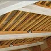 Огнезащита деревянных конструкций фото