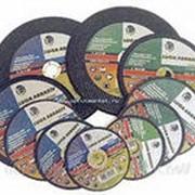 Круг (диск) отрезной,шлифовальный,зачистной, самозацепляющийся( любые типоразмеры) фото