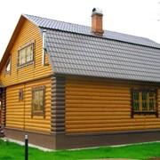 Блок-хаус фото