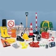 Набор ADR (набор по ДОПОГ) для грузов со знаками опасности 3, 4.1, 4.3, 8 или 9 фото