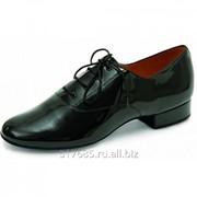 Туфли для стандарта Eckse Оксфорд мужские фото